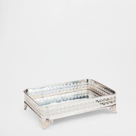 White Decorative Tray New Διακοσμητικοσ Δισκοσ Με Καθρεφτη Και Μεταλλο  Αξεσουάρ Design Inspiration