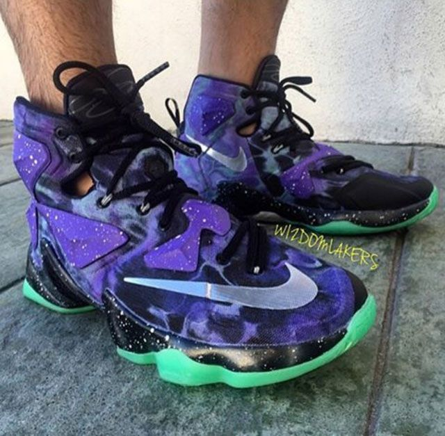 best service 58c85 ba60a The 50 Best LeBron 13 NIKEID Designs On Instagram