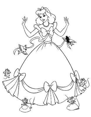normal princess coloring pages | Résultats Google Recherche d'images correspondant à http ...