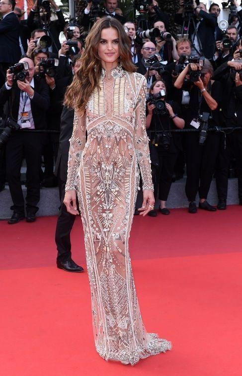 "Cannes 2017: Izabel Goulart na premierze filmu ""The Beguiled"""