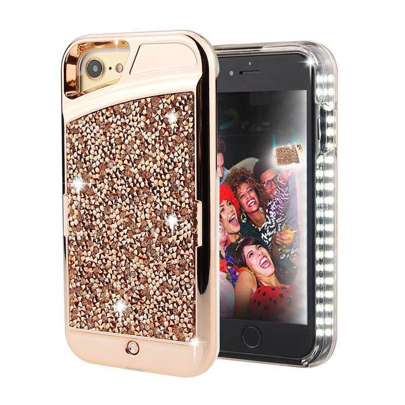 new product 0019d e3b32 www.danycase.com LED Selfie Case - For iPhone 6s 7 8 Case, LED ...