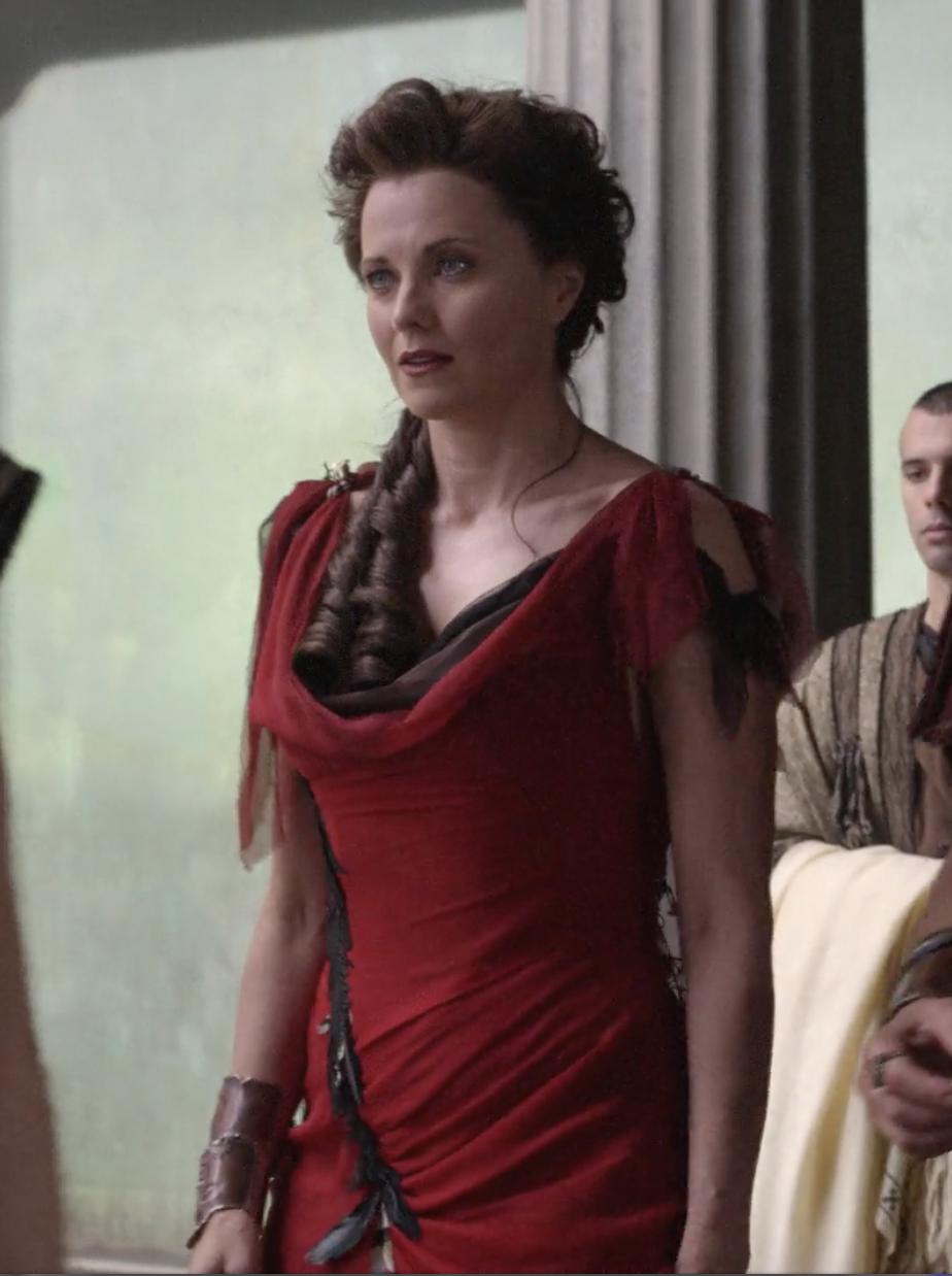 "Lucretia - Spartacus ""The Greater Good"""
