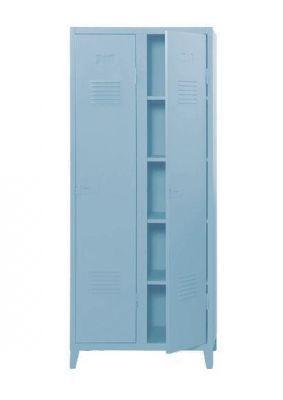Armoire Mixte B2 Bleu Ciel Www Amateurdedesign Com Armoire Vestiaire Bout De Canape Penderie