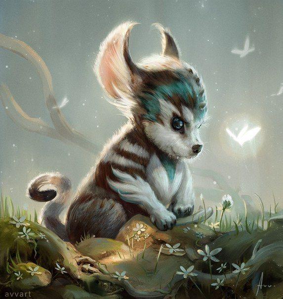 Картинки прекрасные существа