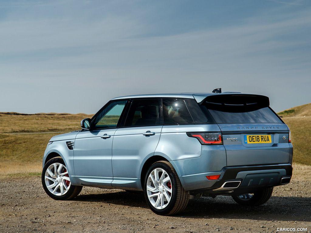 2019 Range Rover Sport Plugin Hybrid Range rover, Range
