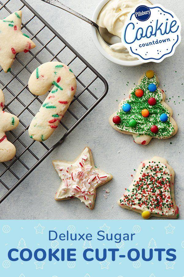Pillsbury Christmas Cookies.Pinterest