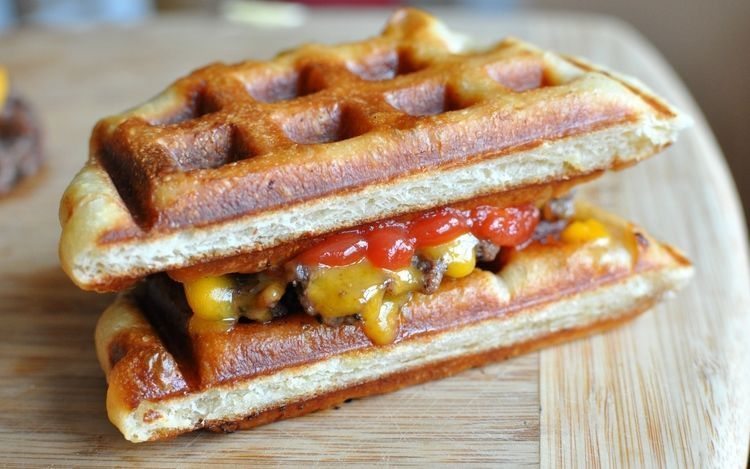 30 foods you can make in a waffle iron waffle maker