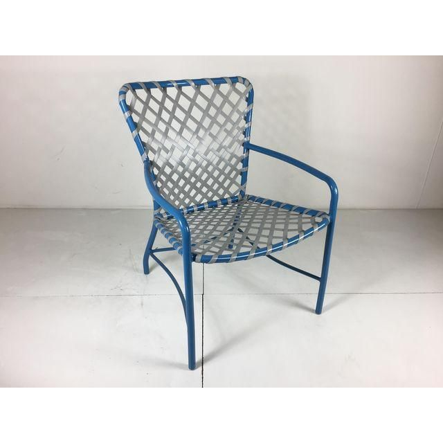 Brown Jordan Tamiami Dining Chair Restored To New