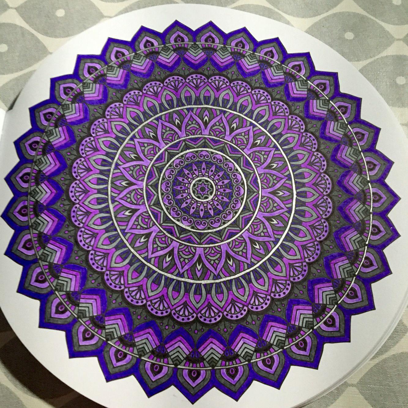 100 creaties mandala's