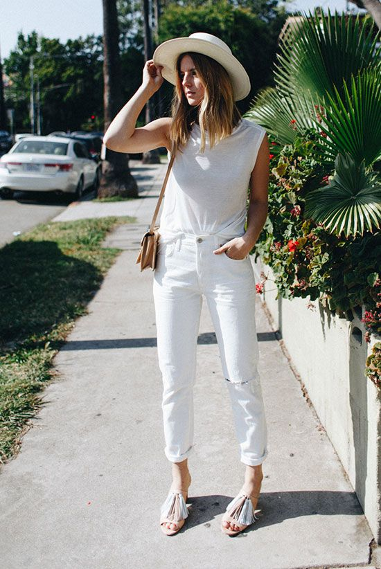 b23fcda114fd 20 Simple Summer Outfits For The Minimal Girl
