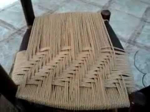 vídeo asiento cuerda
