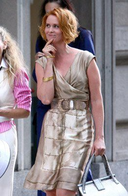 Sex and the City (2008)  Photos with Cynthia Nixon