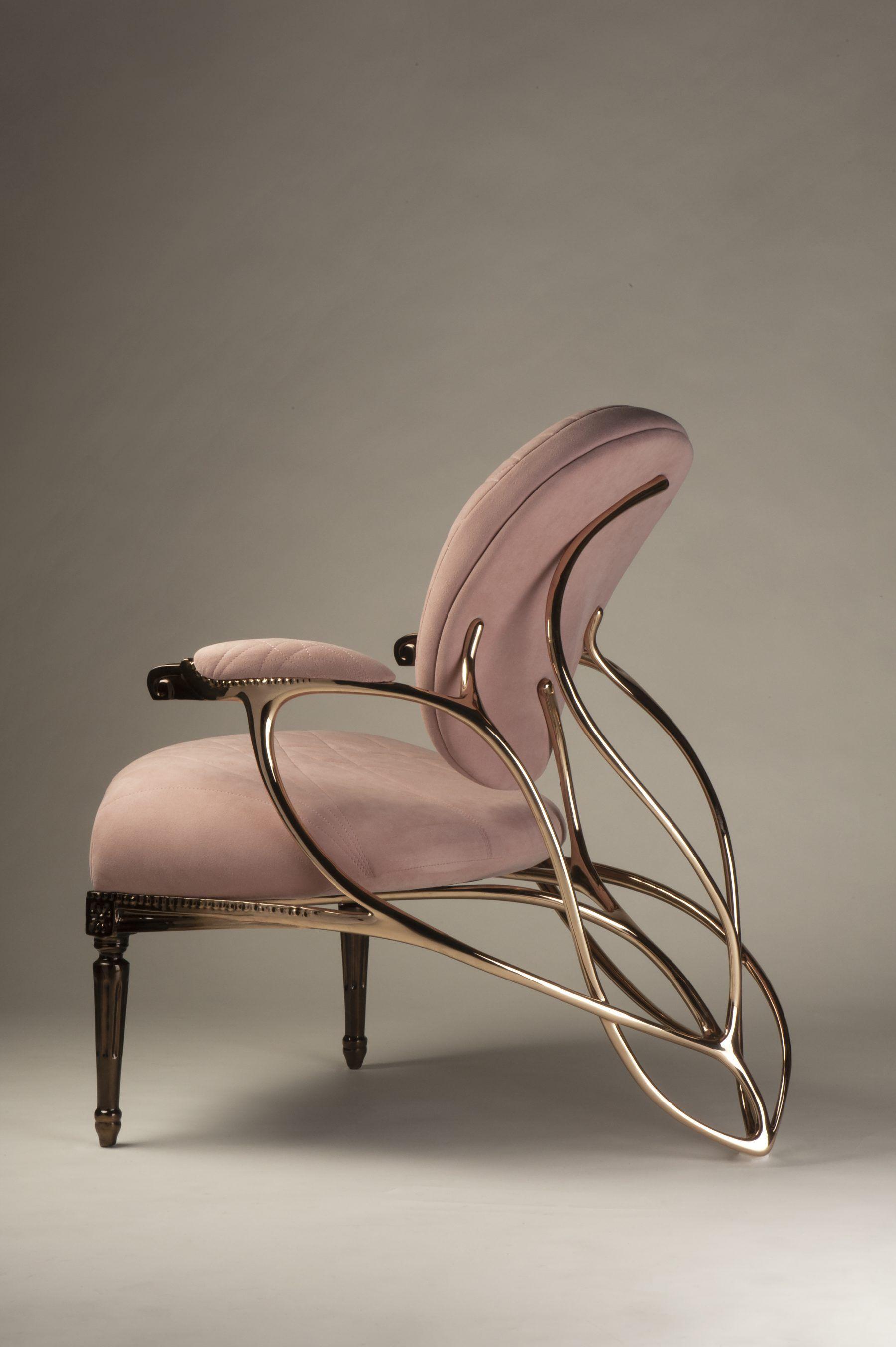 Photo of Chrysalide Chair – Tjep.