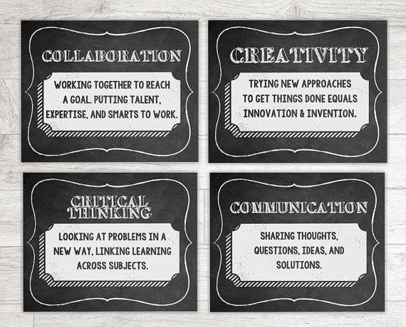 critical thinking and communication skills