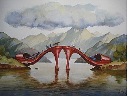 The Fashionable Bridge