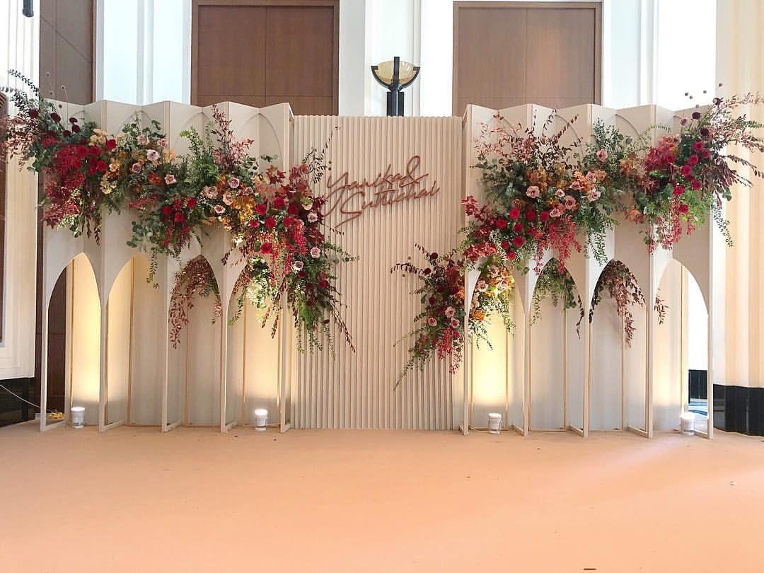 Wedding Flowers Decoration Ommee Floral Instagram 照片和