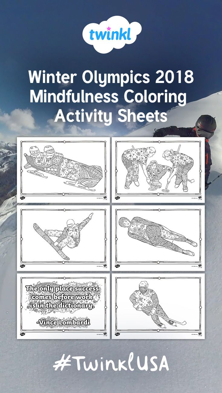 Your students will love coloring these mindfulness ...