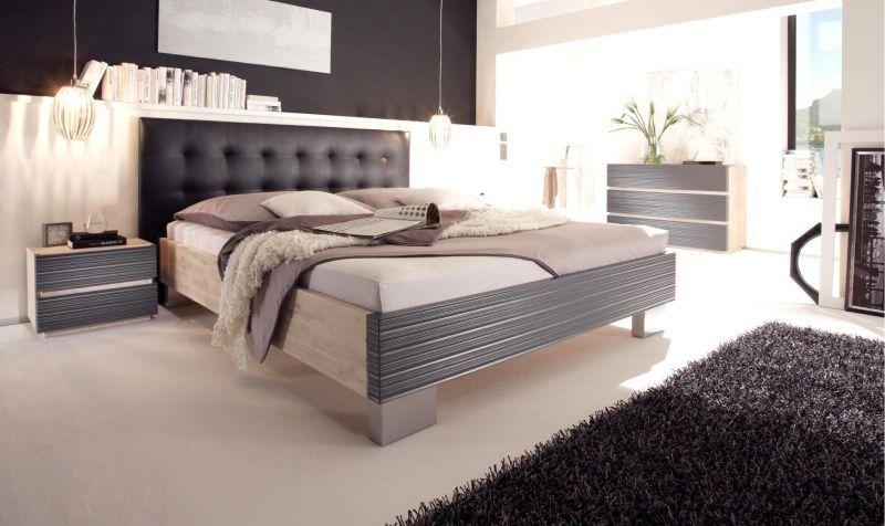 Hasena Betten-  Kopfteil Kollektion - Megaschlaf BIO-Wasserbett - moderne betten ideen