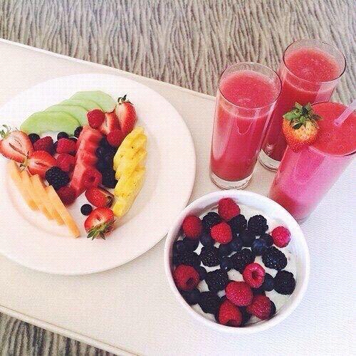 Lovely fruits<3