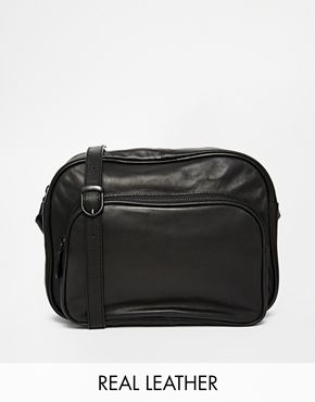 a743761757c Vagabond Leather Slouchy Double Pocket Crossbody Bag. Find this Pin and  more on Bags ...