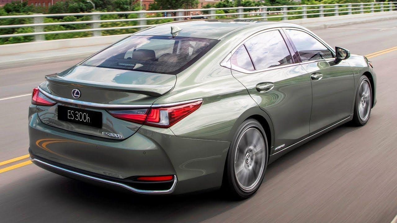 2019 Lexus Es 300h Interior Exterior And Drive Lexus Es Lexus 350 Lexus