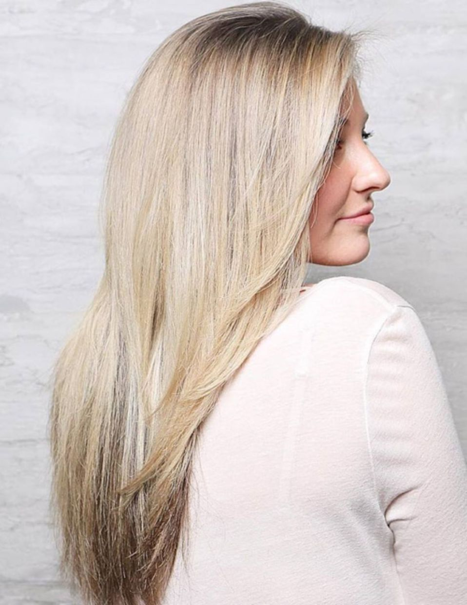 cute layered hairstyles and cuts for long hair hair