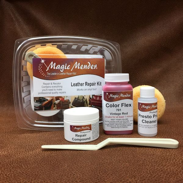Our Por Professional Quality Diy Leather Repair Kit Will Exceed Your Expectations It S What The
