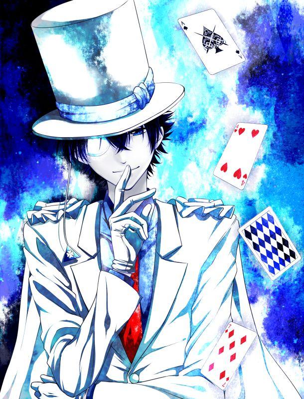 Kaitou Kid 951739 Zerochan Anime Kaito Anime Characters