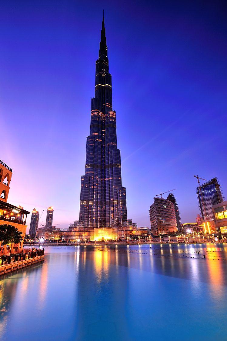 Burj Khalifa Abu Dhabi United Arab Emirates City Country Amp Castle Views Pinterest Burj