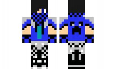 Nikis Skin Minecraft Skin