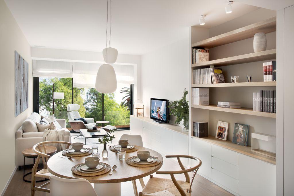 Reforma integral de un piso peque o en el conocido barrio - Reformas pisos pequenos ...