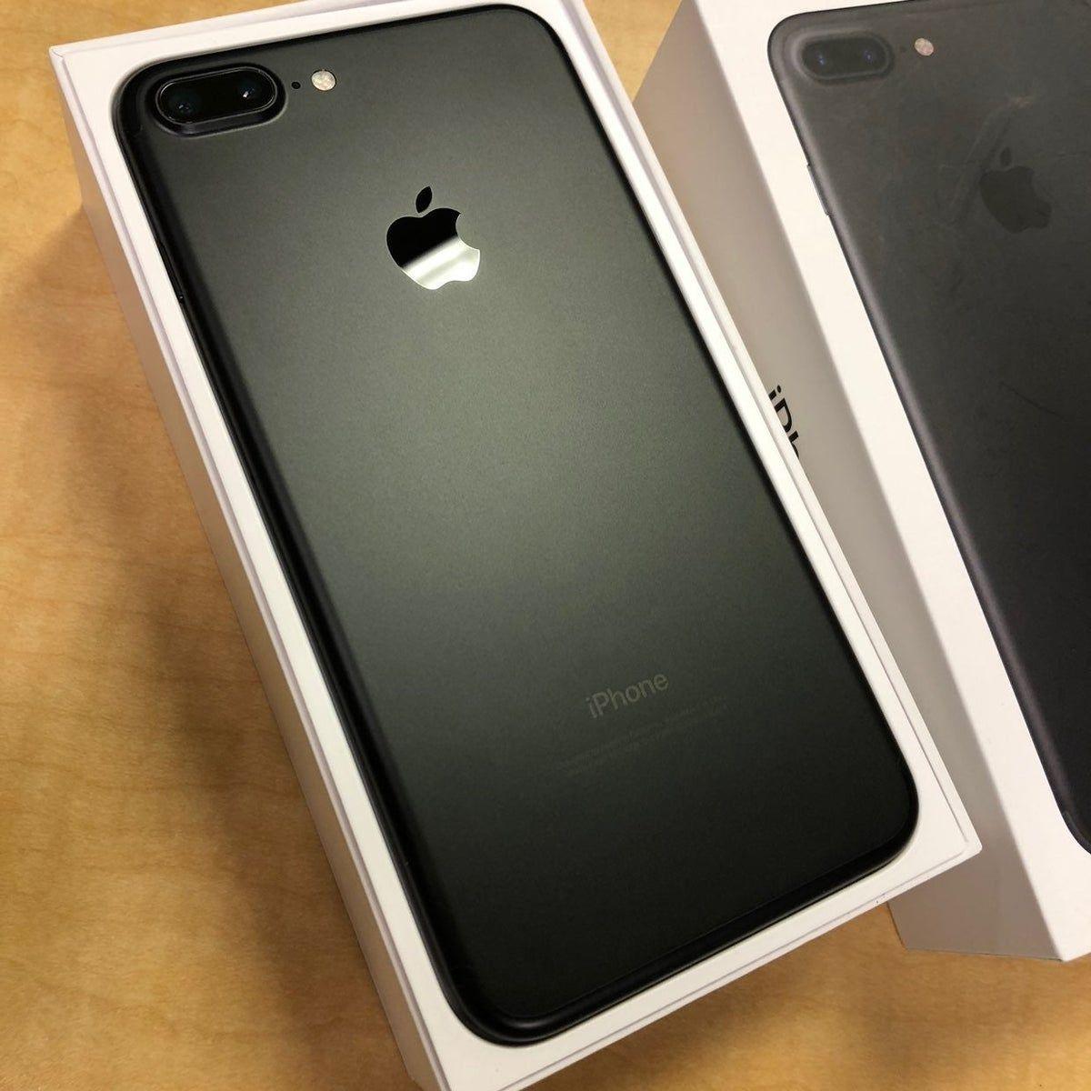 Iphone 7 Plus Black 256 Gb Unlocked Iphone 7 Plus Black Iphone 7 Plus Iphone