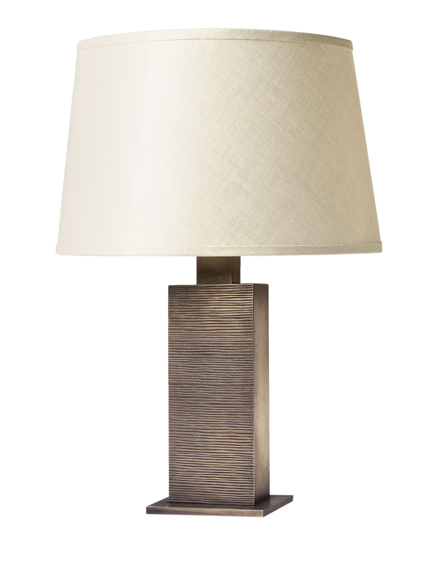 Buy Estero Table Lamp By Tuell + Reynolds  Quick