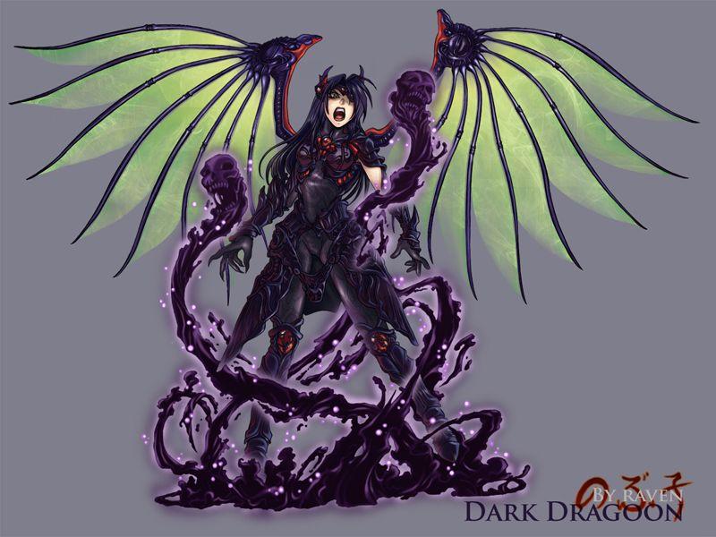 I Am A Legend Of Dragoon Addict Legend Character Art Dark Fantasy