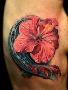 Tattoo Ideas On Pinterest Hibiscus Tattoo Hibiscus Flower Tattoos Flower Tattoo On Ribs