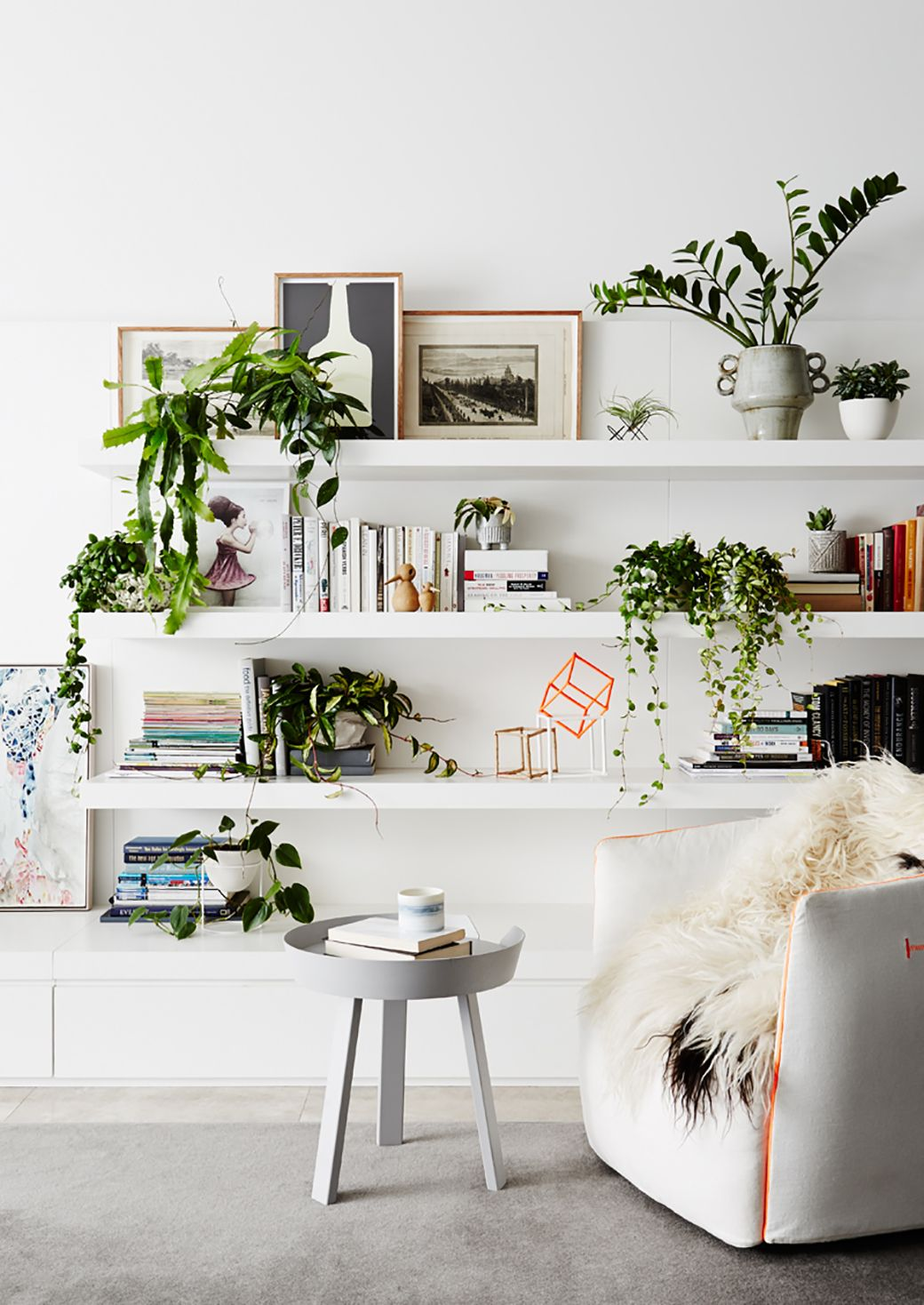 8 Stylish Ways To Decorate Live With Plants Decor8 S