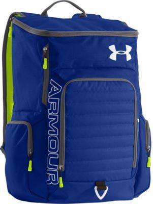 1468ab0fb4 Under Armour VX2-Undeniable Backpack Royal   will hold medicine ball ...