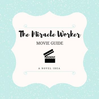 The Miracle Worker The Story Of My Life Movie Guide My Life