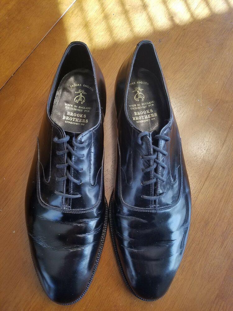 THE CURZON Shoe size 9C Oxfords M02414