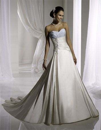 Sophia Tolli Bridal for Mon Cheri - Y11107-Tess