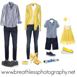 what to wear bright