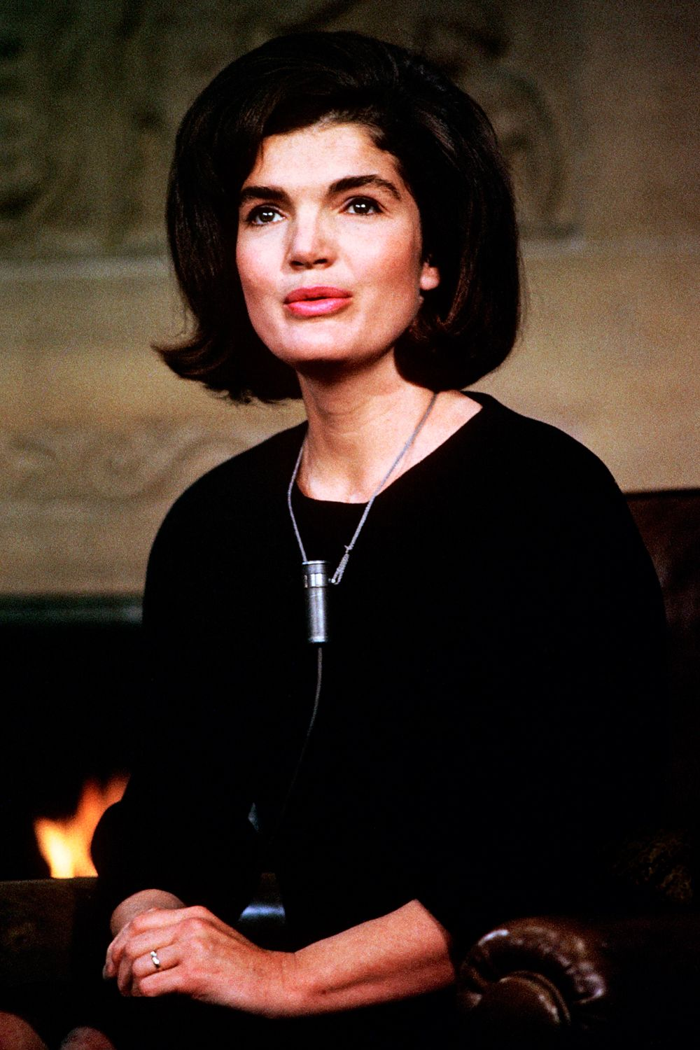 the life and political career of jacqueline bouvier kennedy onassis I hadn't known that jacqueline kennedy onassis pronounced her own name in the french way: zhack-leen nor that in 1957 susan sontag left her husband and young son and took off for a year-long.