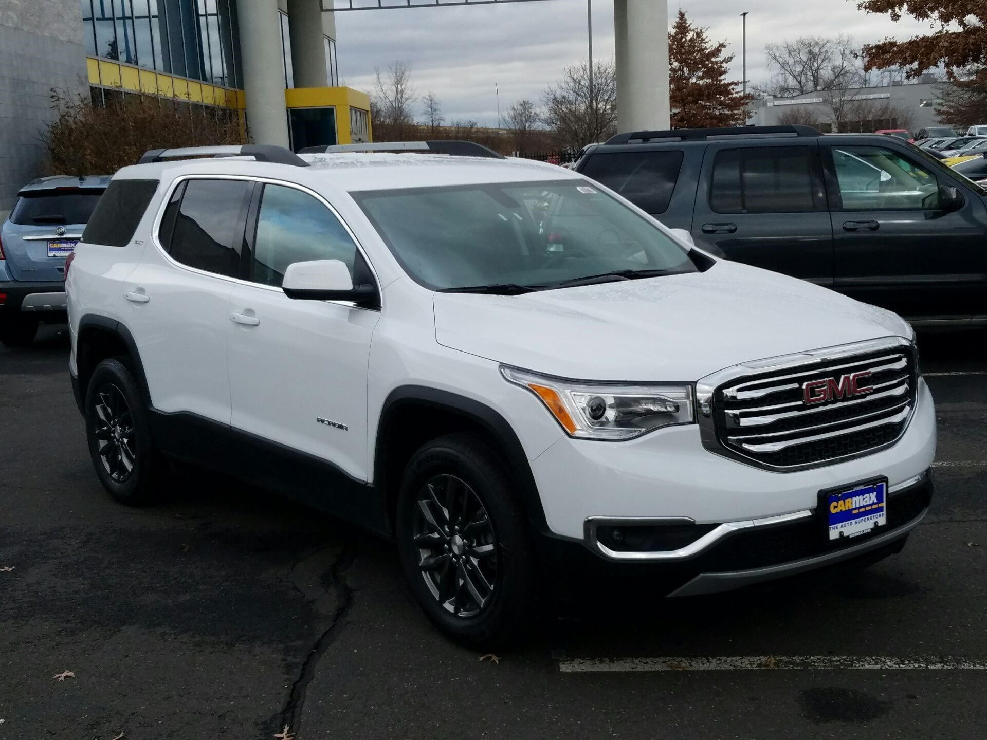 Used 2018 Gmc Acadia In Hartford Connecticut Carmax Gmc