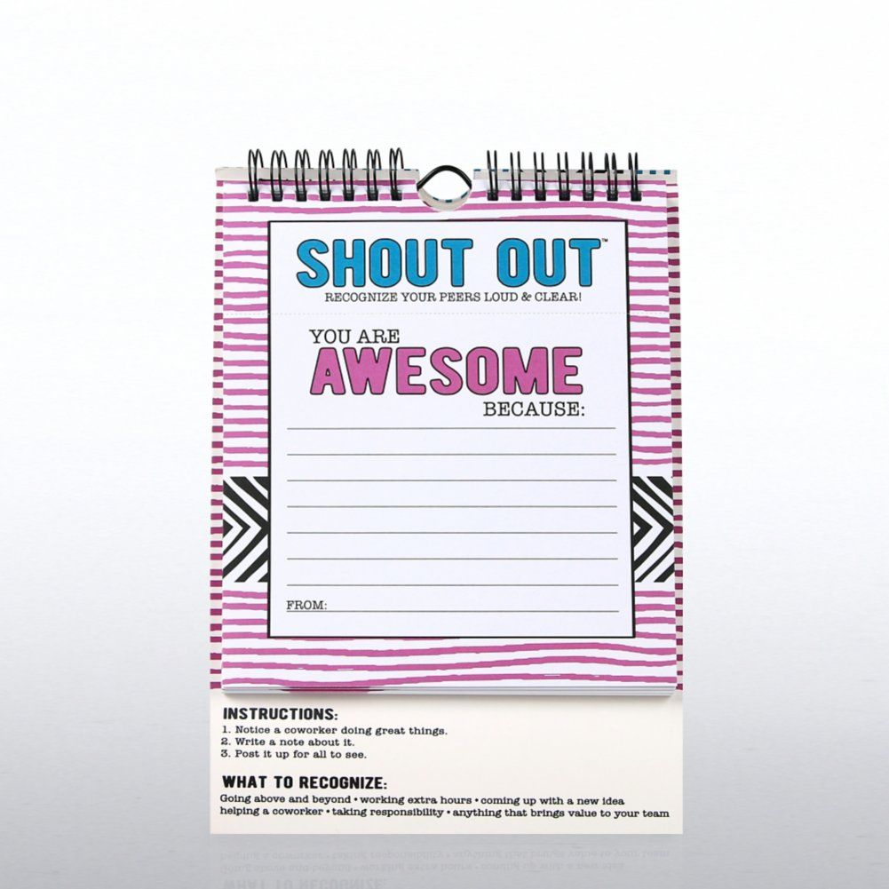 Shout Out You Re Awesome Because You Re Awesome Shout Out Peer Recognition