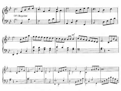 Sokolov Rameau Les Sauvages For Piano Music Lessons Music Sheet Music