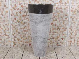 Waschbeckensäule Marmor BE-4013 BB
