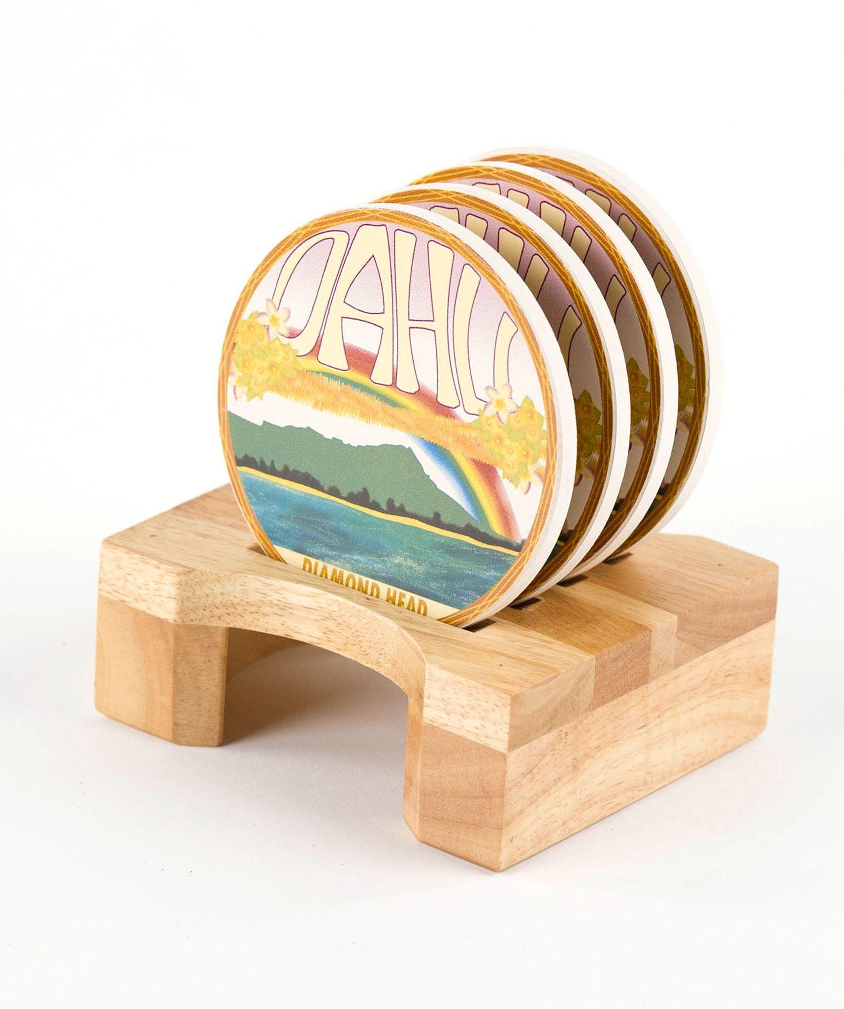 Island of Oahu Coaster