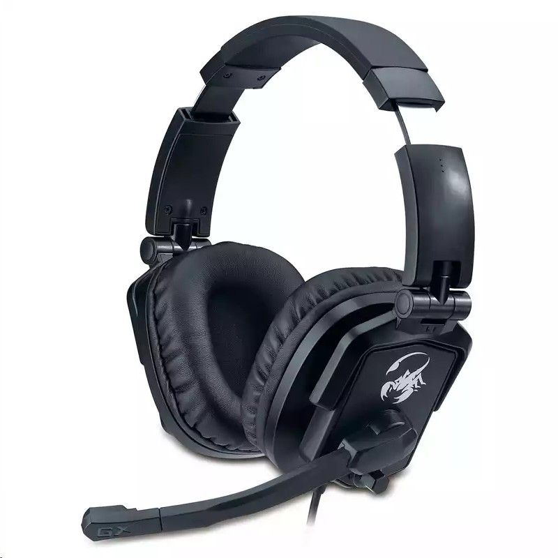 Genius HS-G550 GX-Gaming Lychas Headset Black  a8d1d0ba1e