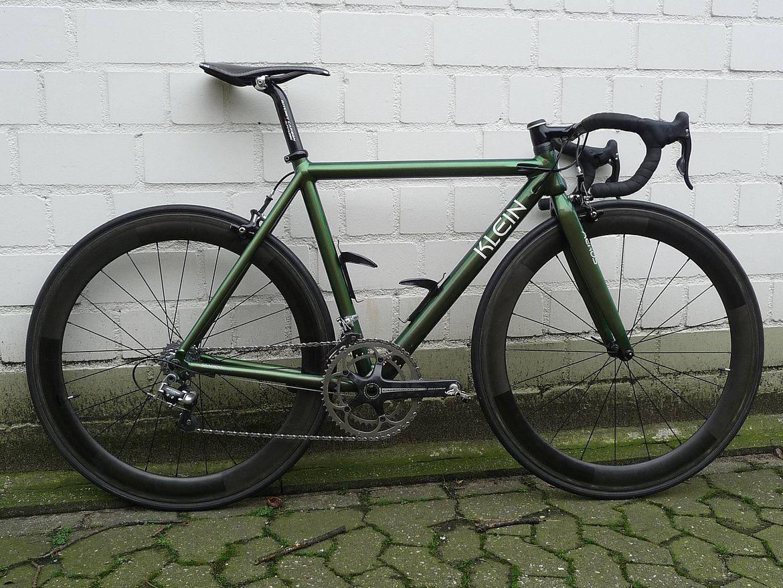 Peter Green Fahrrad