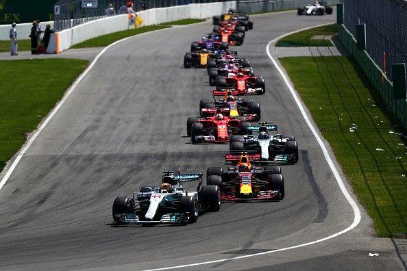 Formula One news: Blue flag ruled changed ahead of Azerbaijan Grand Prix 2017